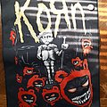 Korn - Patch - KoRn (Back Patch)