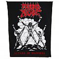 Morbid Angel - Altars of madness - official backpatch