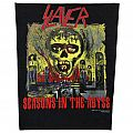 Slayer - Seasons in the abyss - official backpatch
