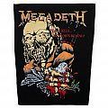 Megadeth - Peace sells... but who´s buying? Backpatch
