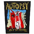 AUTOPSY - Acts of the unspeakable / official backpatch