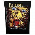 Pestilence - Consvming impvlse - official backpatch