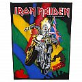 Iron Maiden - Maiden England - official backpatch