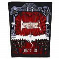 Death Angel - Act III - official backpatch