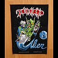 Tankard Alien Backpatch