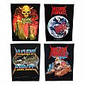 Nuclear Assault Backpatches (complete collection)