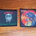 Motörhead - Patch - Motörhead and Rages patches