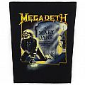 Megadeth - Mary Jane Backpatch 1988