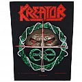 Kreator - Hallucinative comas - official backpatch