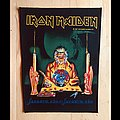 Iron Maiden - Seventh Son of a Seventh Son backpatch
