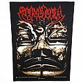 Sepultura - Aztec Face - official backpatch