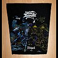 King Diamond - Abigail backpatch