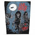Slayer - Live Undead - vintage backpatch