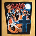 Slayer - Live Undead vintage backpatch