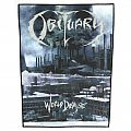 Obituary - World demise - official backpatch