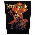 Megadeth - Mushroom cloud Backpatch 1987