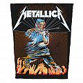 Metallica - Fiddler 2 - vintage backpatch
