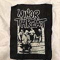 Minor Threat back patch