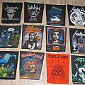 My Backpatch Collection