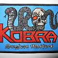 Patch - New limited Iron Kobra Patch