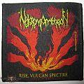 NEKROMANTHEON - Patch - Nekromantheon - Rise, Vulcan Spectre (official woven patch)