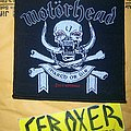 Motörhead - Patch - motohead march or die