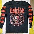 Deicide - TShirt or Longsleeve - deicide deicide japan bootleg