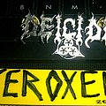 deicide pin / badge