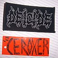 DEICIDE  official woven patch