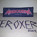 AIRBORNE official woven patch 2008