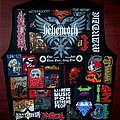 behemoth battle vest Battle Jacket