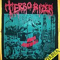 Terrorizer - Patch - terrorizer world downfall  backpatch