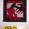 metallica kill ém all Patch