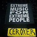 morbid angel extreme music for... Patch