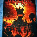 DEICIDE flag to hell with god