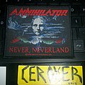 Annihilator never neverland Patch