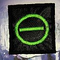 Patch - Type O Negative - slow deep hard ( DIY )  leather patch