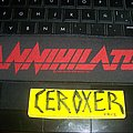 Annihilator strip patch