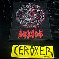 """Patch - led zeppelin & deicide patches for user """" sagg """""""