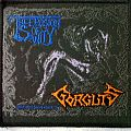 Patch - Gorguts the erosion of sanity  patch