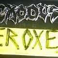 exodus pin Pin / Badge