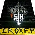 mortal sin pin / badge Pin / Badge