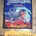 "Judas Priest - Patch - JUDAS PRIEST  ""painkiller"" woven patch FOR OSDMNICHOLAS"