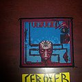 voivod Nothingface Woven Patch