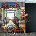 """Other Collectable - Exhorder - slaughter in the vatican 12"""" LP"""