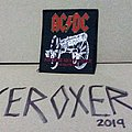 AC/DC for those about  to rock , we salute you Patch