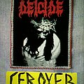 Deicide - Patch - DEICIDE screen silk scars of. mexican bootleg