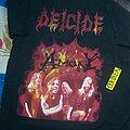 Deicide - TShirt or Longsleeve - DEICIDE festing the beast Tshirt