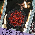 Deicide - Patch - DEICIDE overtures of blasphemy mexican circular  embroidered patch