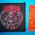 Deicide - Patch - DEICIDE official 1990 BG woven patch